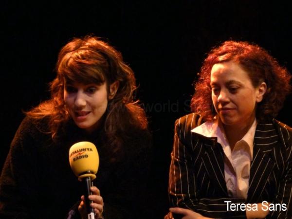 Mariona Castillo y Carmen Sanchez Photo